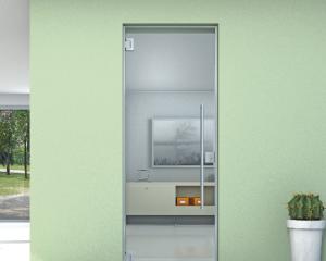 Sklenené otváravé dvere - 44