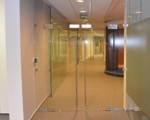 Sklenené otváravé dvere - 4