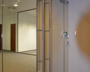 Sklenené otváravé dvere - 8
