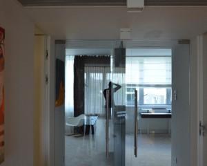 Sklenené otváravé dvere - 7