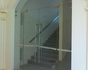 Sklenené otváravé dvere - 15