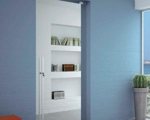 Sklenené otváravé dvere - 42