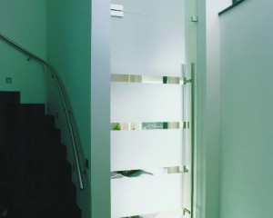 Sklenené otváravé dvere - 31