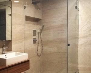 Sklenené sprchové boxy - 1