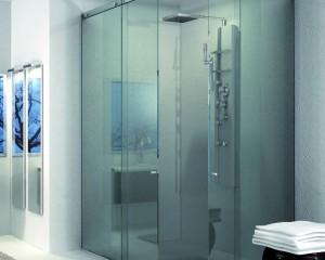 Sklenené sprchové boxy - 24