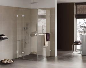 Sklenené sprchové boxy - 36