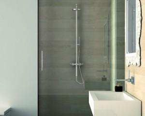 Sklenené sprchové boxy - 40