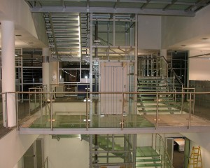 Sklenené schodiská - 15