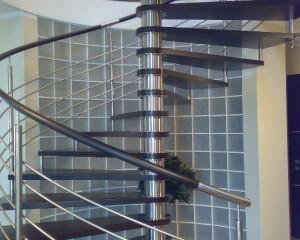 Sklenené schodiská - 34