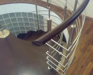 Sklenené schodiská - 23