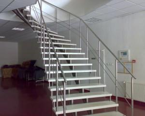 Sklenené schodiská - 36