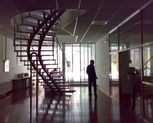 Sklenené schodiská - 37
