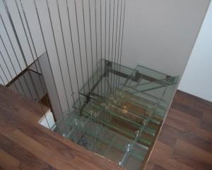 Sklenené schodiská - 3
