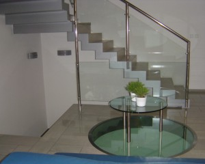 Sklenené schodiská - 43