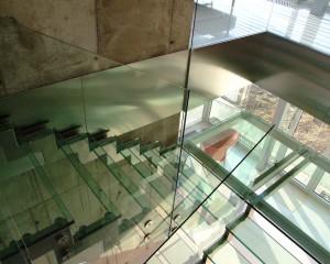 Sklenené schodiská - 4