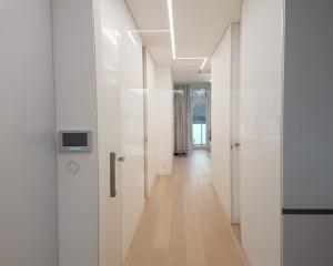 Sklenené otváravé dvere - 1