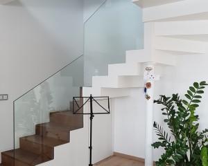 Sklenené schodiská - 18