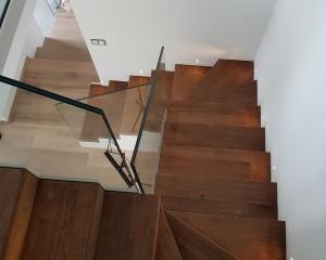Sklenené schodiská - 21