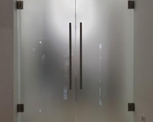 Sklenené otváravé dvere - 13