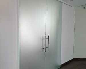 Sklenené posuvné dvere - 53